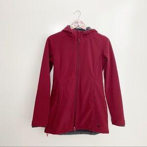 MOUNTAIN HARDWEAR Women's Softshell Jacket! XS